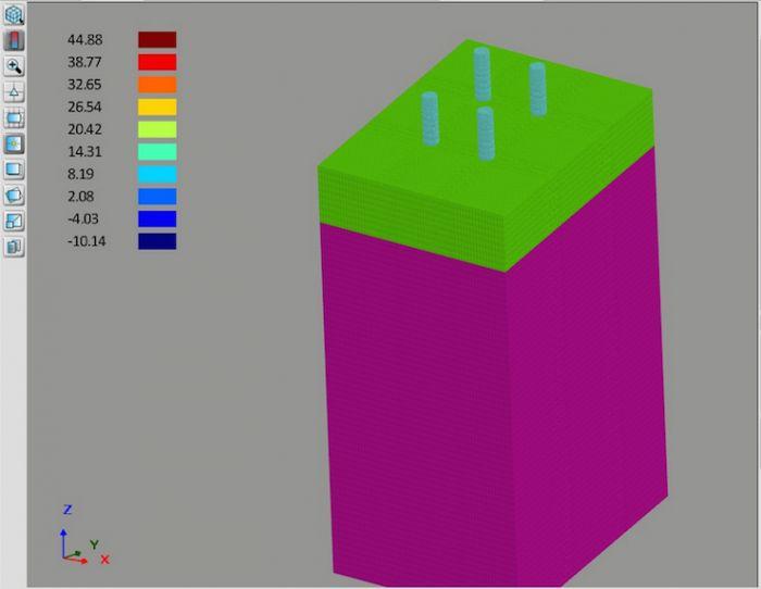 Программы для моделирования свай