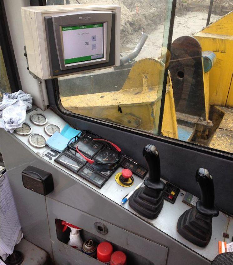 пульт управления установки Junttan PM 25LC