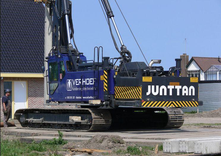 преимущество установок Junttan