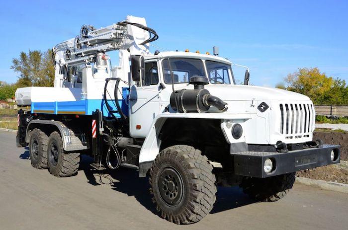 Машина УБН-85